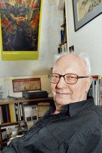 Etienne Balibar philosophe 11 novembre 2011 photo Francine Bajande