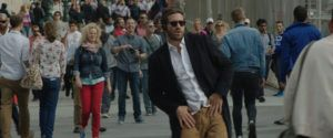 """Jake Gyllenhaal as """"Davis"""" in Demolition. Photo courtesy of Fox Searchlight Pictures. © 2016 Twentieth Century Fox Film Corporation All Rights Reserved"""